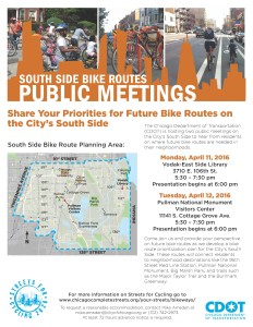 CDOT South Side Bike Routes Public Meetings Flyer_Page_1