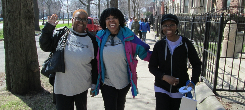 Go Bronzeville Women's Wellness Walk