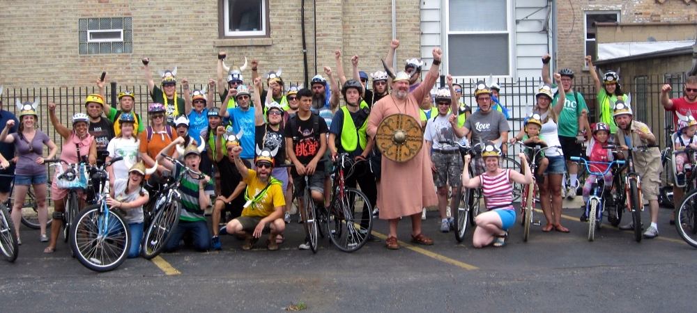 Go Edgewater & Go Albany Park – Biking Like A Viking